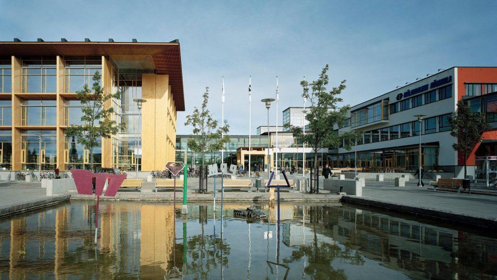 Architecture by White Arkitekter