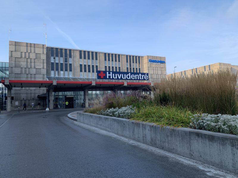 Karolinska sjukhuset Huddinge