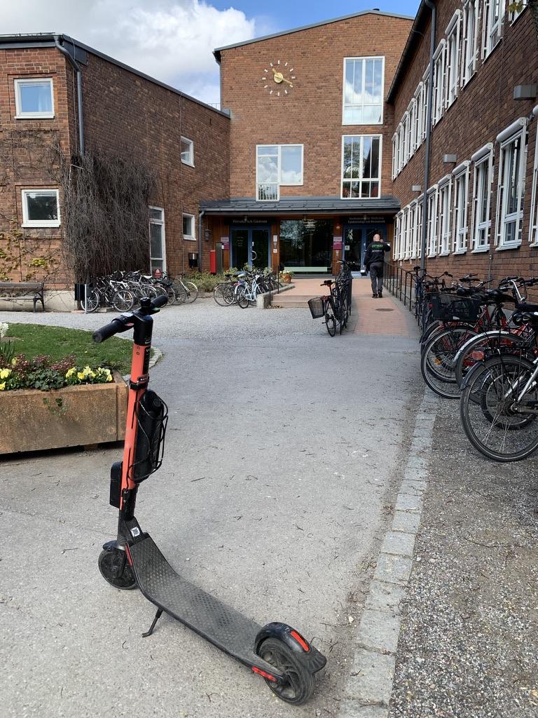 elsparkcykel