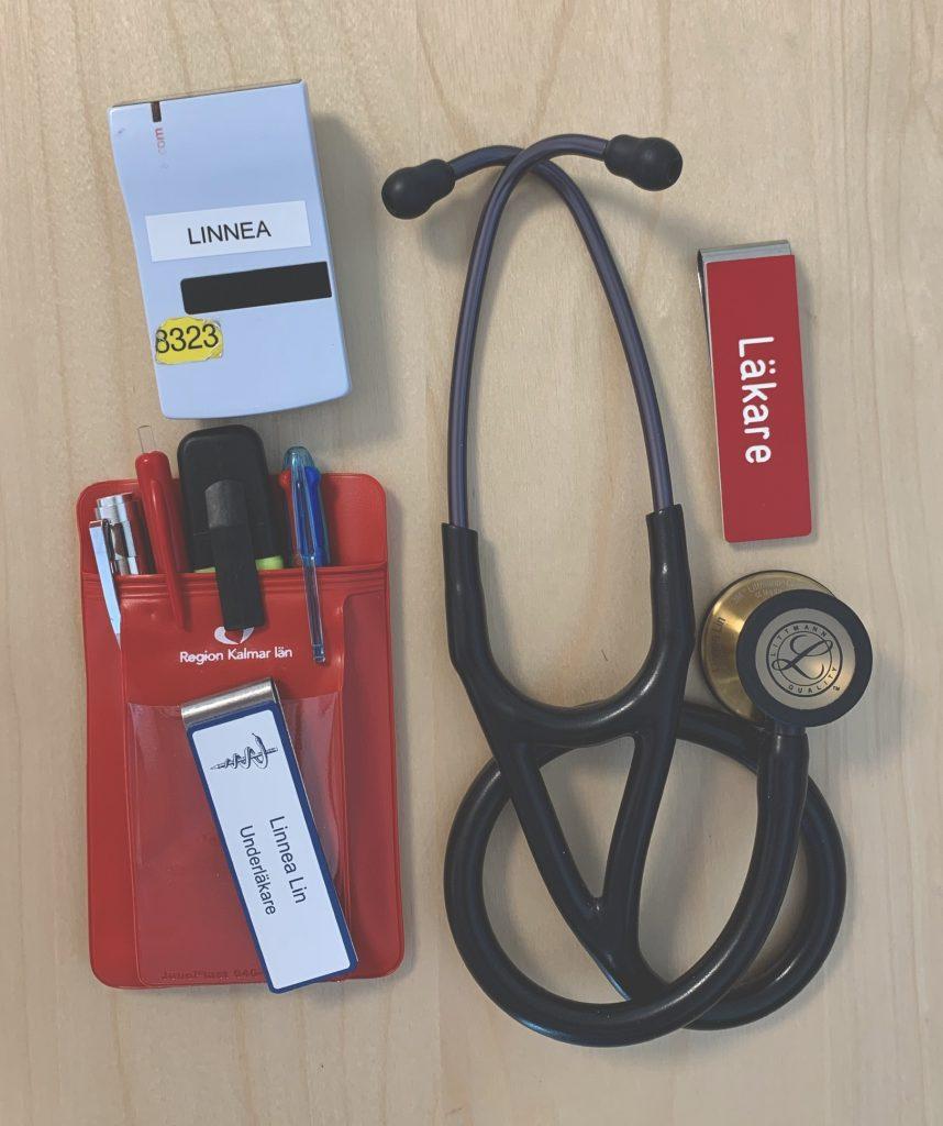 underläkare