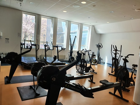 Karolinska Institutet gym