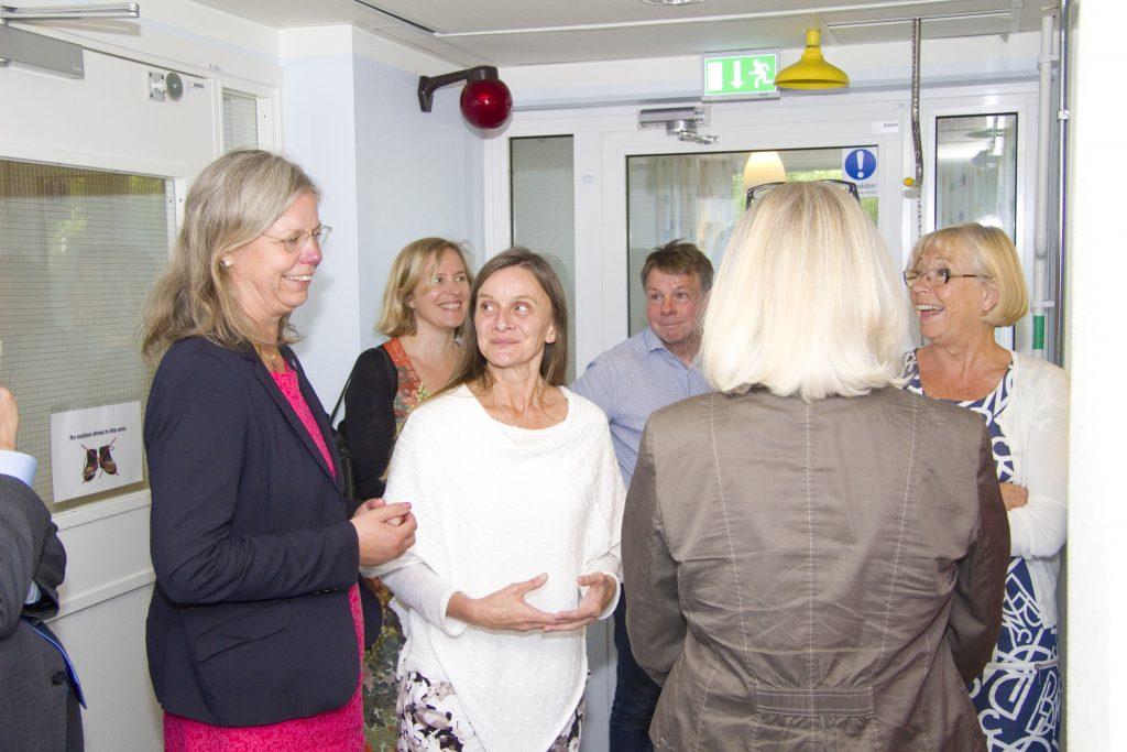 Visiting Swetox in Gärtuna